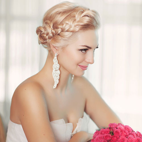 woodstock bridal hair salon services