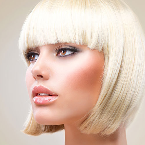 woodstock hair cut salon services