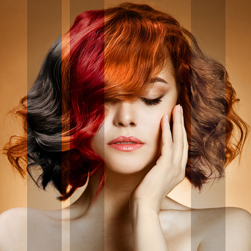 woodstock hair salon color services